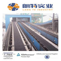 professional suppliers tube belt conveyor for industry with factory price