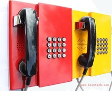 Names Brand Of Telephone KNZD-31 Public Telephone Emergncy Telephone Outdoor Wall-mounted Telephone