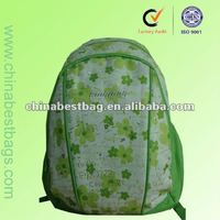 Students floral backpack for girls