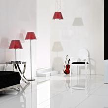 modern household stainless steel fabric floor lamp/table lamp/pendant lamp a set lamp furniture