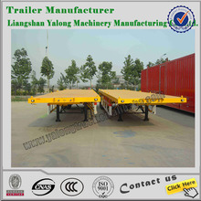 China made supplier cheap port use step frame transport vehicle