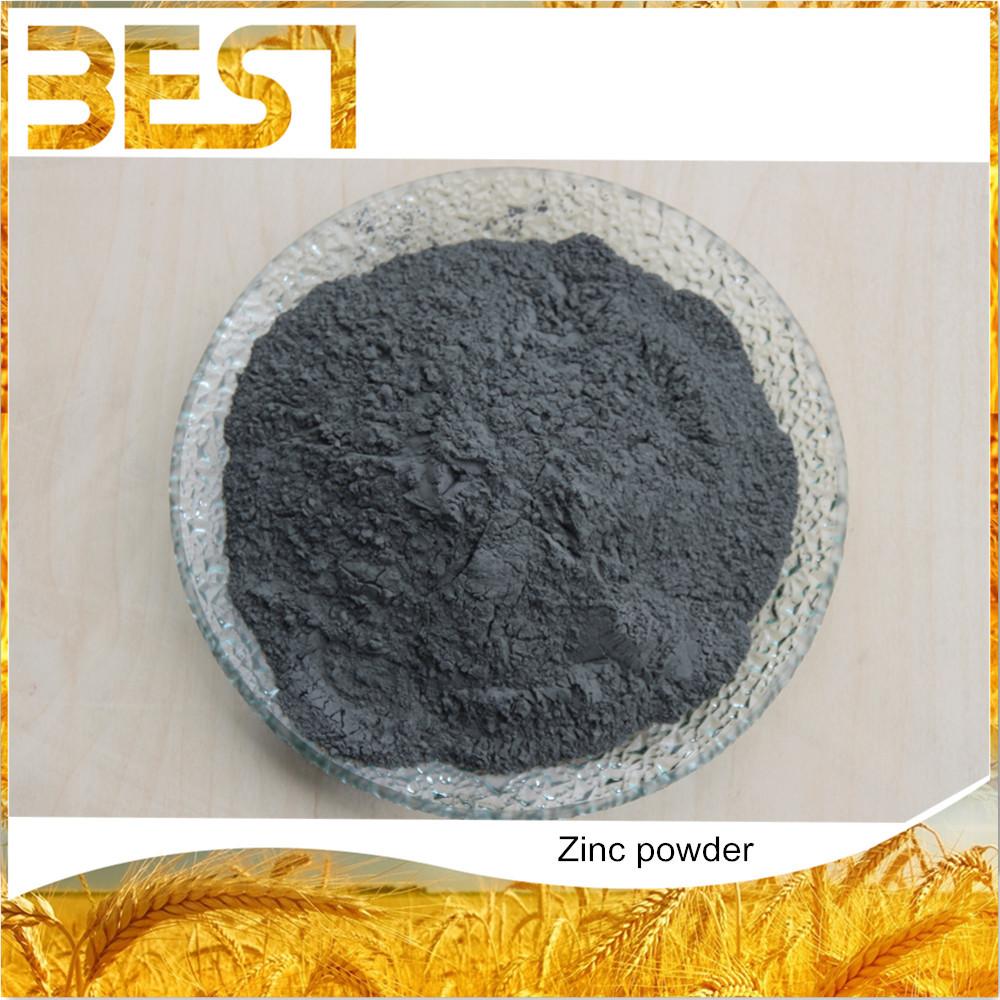 how to make zinc powder