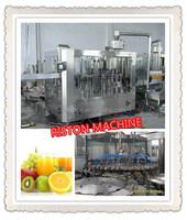 Professional manufacturer of mango juice filling equipment