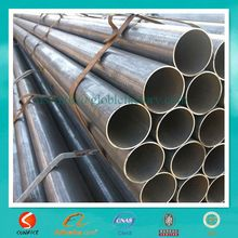china manufacturer hot sale welded round section low price carbon tubular