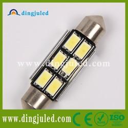 Canbus c5w festoon 12v led light bulbs