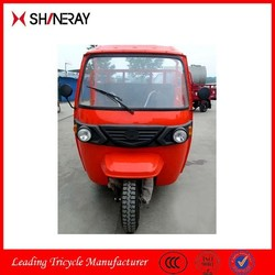 China 150cc 200cc 250cc 300cc Shineray Cargo/passenger tricycle/ motorcycle with cabin