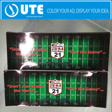 UV Printing glossy color vinyl / Door decor stickers