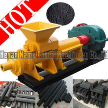 High quality!! coal/charcoal rods making machine for waste powder