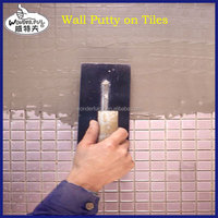 Exterior Wall Anti-crack Ceramic Tile Putty-old tile wall coating