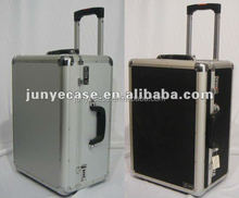 aluminuim flight case with wheels and good quality