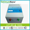 48V100Ah lithium battery pack with CE lifepo4 battery