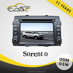 2 din car audio system with gps car radio with bluetooth car dvd gps for sorento