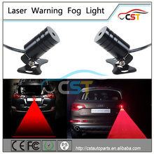 CE RoHS FCC PSE approved (Laser Fog Light for car and motorcycle) Guangzhou CST car accessory