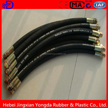 Earthmoving equipment and machineries systems hydraulic hose EN856 4SH