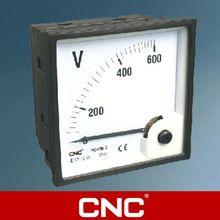 YC Series 48,72,96 Electromagnetic series(moving iron) AC DC Voltmeter analog ac ammeter ac voltmeter