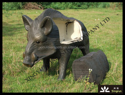hot sale animal boar and pig shooting targets quality guaranteed animal shooting targets