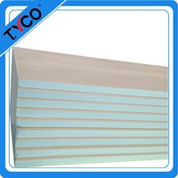 xps foam Foil Faced Insulation Board for building floor heating parts