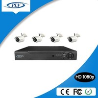 1080p hd H.264 wifi ip camera with 4ch nvr kit