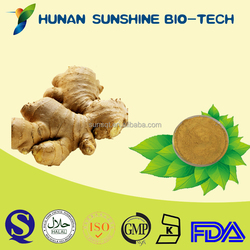 Detoxication Brownish yellow powder Ginger Extract