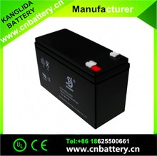 Lead Acid Battery 12v 17ah Lawn Mower Battery