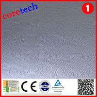 Hot sale Durable quilted faux leather fabric factory