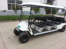 Cheap electric 6 passengers cart/car