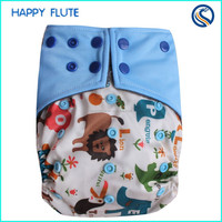 2015new design reusable bamboo charcoal AIO high quality Wholesaler of Baby Cloth Diaper