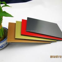 aluminum plastic composite panel polyester acoustic panel