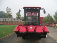 140 hp combine corn harvester/reaper