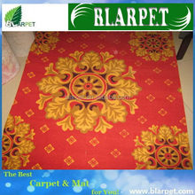Design branded customized printed carpet