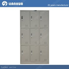 changing room corner cupboard steel locker