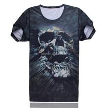 Hot Sale Custom T-Shirt,Custom Men's Printing T-Shirt,3D Printing T-Shirt From China