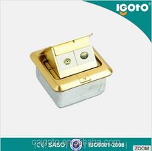CCC IS09001 igoto double TV eletrical socket