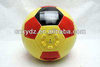 Football or soccer bluetooth electronic voice box for mobile with TF card reader
