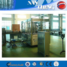 9000BPH carbonated soft drink canning machine