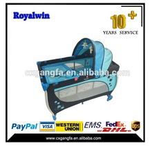 top quality baby baby crib travel cot