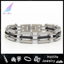Wholesale stainless steel jewelry,stainless steel men's bracelet,bracelet stainless steel clasp