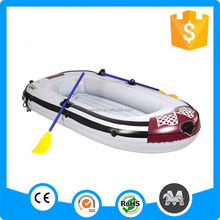 Cheap pvc inflatable pontoon boat