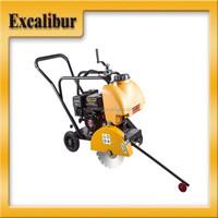 "asphalt road cutter machine ST300 with gasoline loncin engines 5.5hp 12"" blade 300"