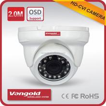 "High resolution CVI digital CCTV camera with fixed focus 1/2.8"" SONY CMOS 2.0M Pixel"