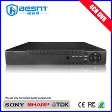 2015 top sale Besnt security h.264 4ch dvr standalone CCTV dvr BS-T04L