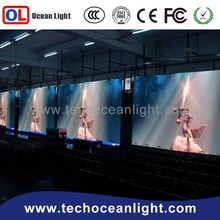 6mm pixel led panel video wall for indoor use advertising screens new products 2015 innovative product