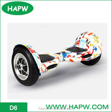 Special discount Wholesale for Euro 10 inch big tire mini smart self balance scooter two wheel smart self balancing electric
