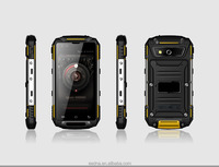 4.5 inch android 5.1 rugged phone with NFC wireless charging rugged phone lte 4g ip68