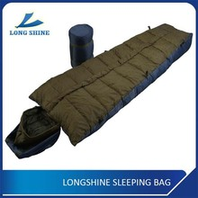 High-quality Military Human Shape Suitable Sleeping Bag Made In China