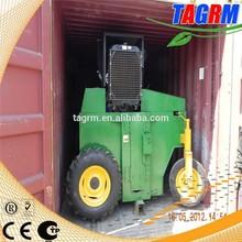 M2300 buena agricultura flat iron babnt66 compost de giro de la máquina / abono turner venta / compost precios