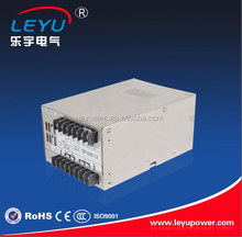 CE ROHS 500W 12v 24v switching power supply module With PFC