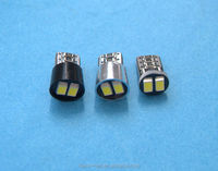 New product factory price led light T10 2SMD 5630 canbus car light bar