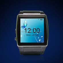 16M display color GSM Quad band with Facebook wp02 new model watch mobile phone