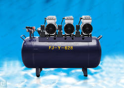 2015 Innovative product FJ-Y-628 safety and durable design Fujia Dental best portable air compressor